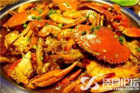 萌煲煲肉蟹煲尝在嘴里暖在心上
