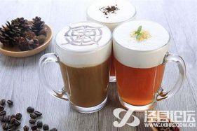 暹香泰茶泰式奶茶温暖整座城市的味道