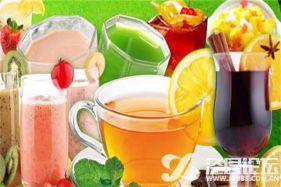 鲜果元素饮品新鲜伴你四季