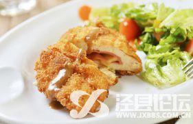 水手波比炸鸡吃的就是健康