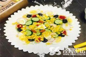 蔬方沙拉健康饮食让您过上健康的生活